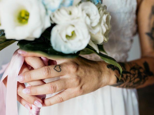 Il matrimonio di Raffaele e Celeste a Mosciano Sant'Angelo, Teramo 24