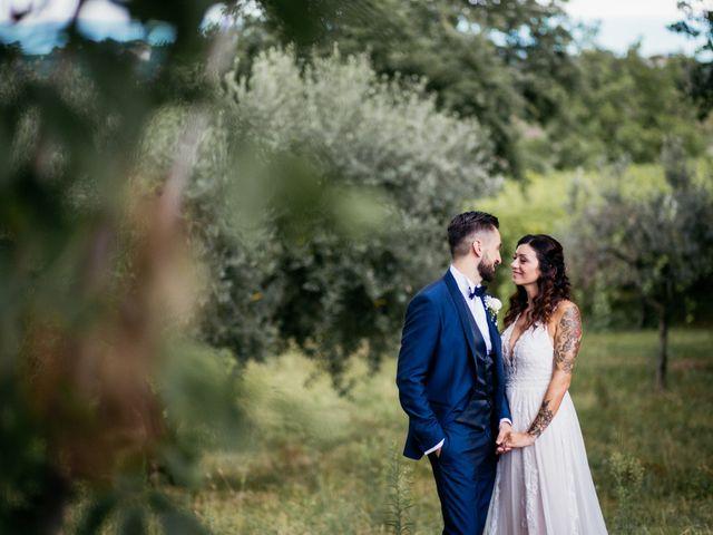 Il matrimonio di Raffaele e Celeste a Mosciano Sant'Angelo, Teramo 33