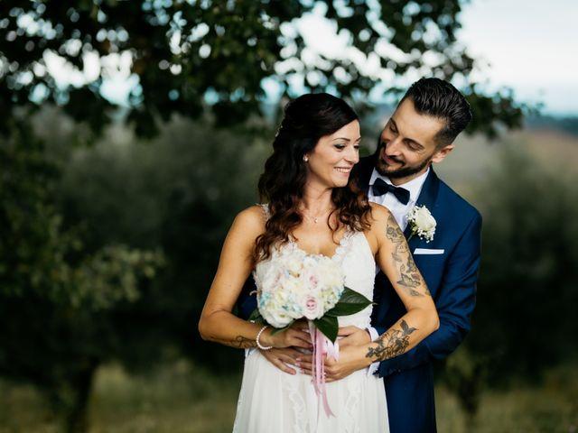Il matrimonio di Raffaele e Celeste a Mosciano Sant'Angelo, Teramo 34