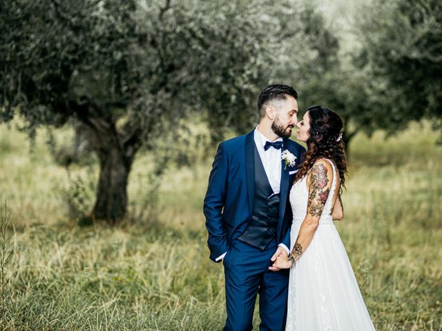 Il matrimonio di Raffaele e Celeste a Mosciano Sant'Angelo, Teramo 1