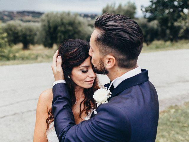 Le nozze di Celeste e Raffaele