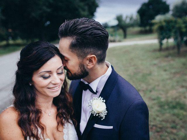 Il matrimonio di Raffaele e Celeste a Mosciano Sant'Angelo, Teramo 2