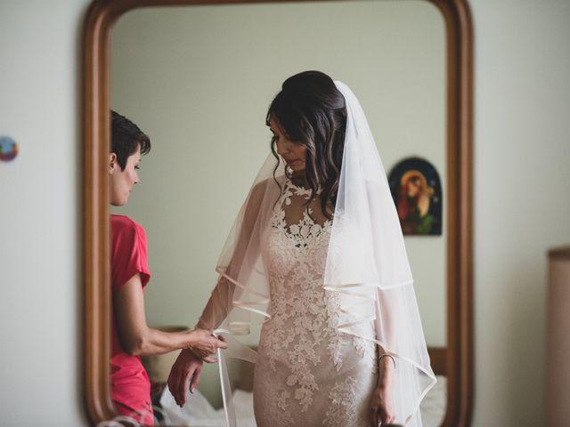 Il matrimonio di Luca e Cristina a Capriate San Gervasio, Bergamo 15