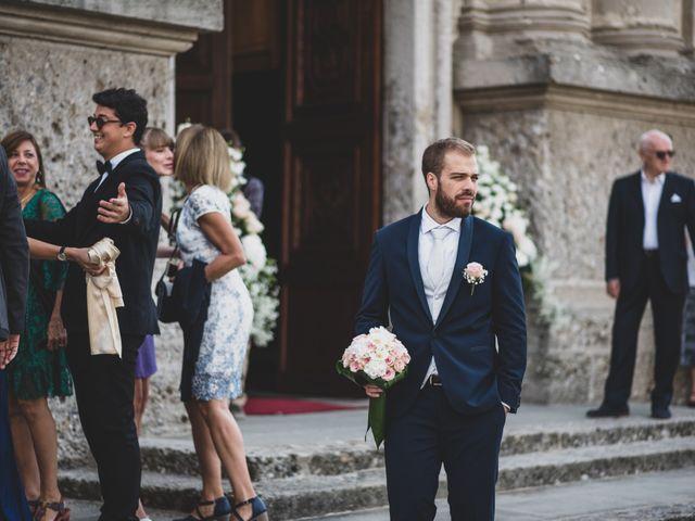 Il matrimonio di Luca e Cristina a Capriate San Gervasio, Bergamo 16