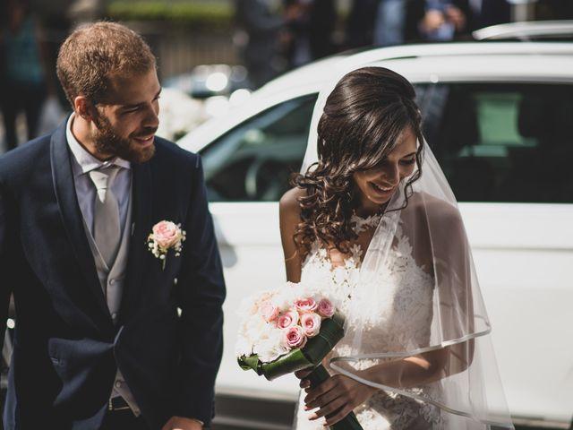 Il matrimonio di Luca e Cristina a Capriate San Gervasio, Bergamo 18