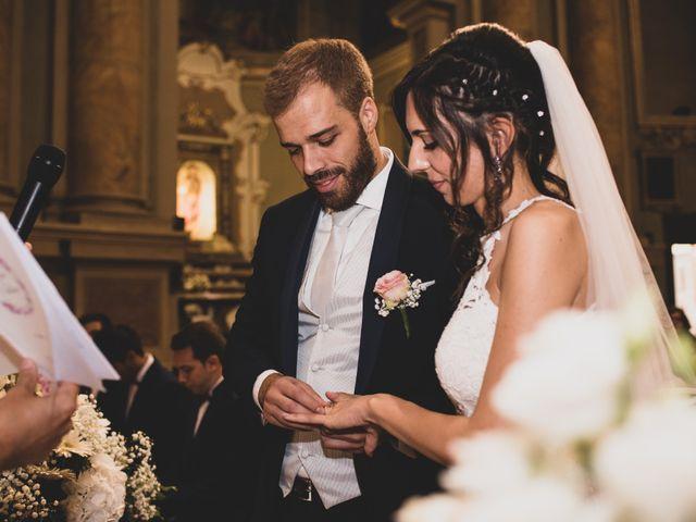 Il matrimonio di Luca e Cristina a Capriate San Gervasio, Bergamo 21
