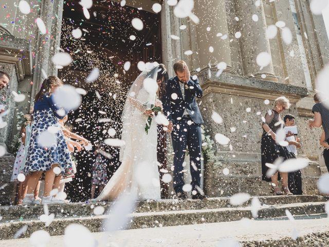Il matrimonio di Luca e Cristina a Capriate San Gervasio, Bergamo 23