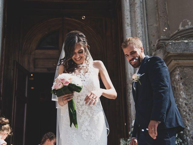 Il matrimonio di Luca e Cristina a Capriate San Gervasio, Bergamo 25
