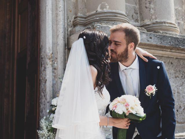 Il matrimonio di Luca e Cristina a Capriate San Gervasio, Bergamo 26