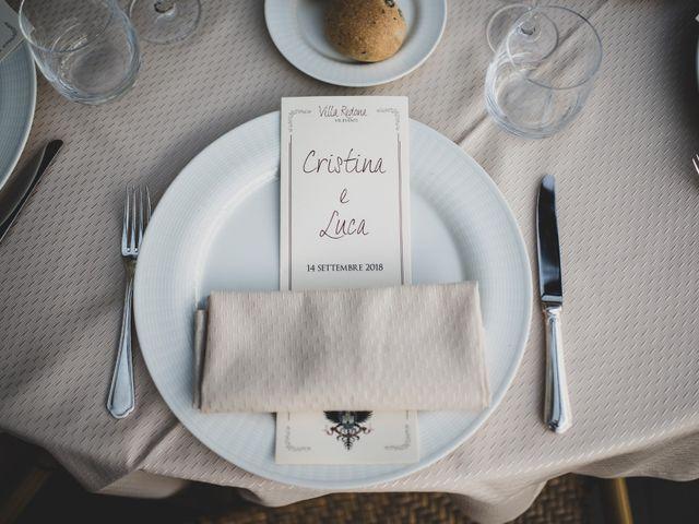 Il matrimonio di Luca e Cristina a Capriate San Gervasio, Bergamo 28