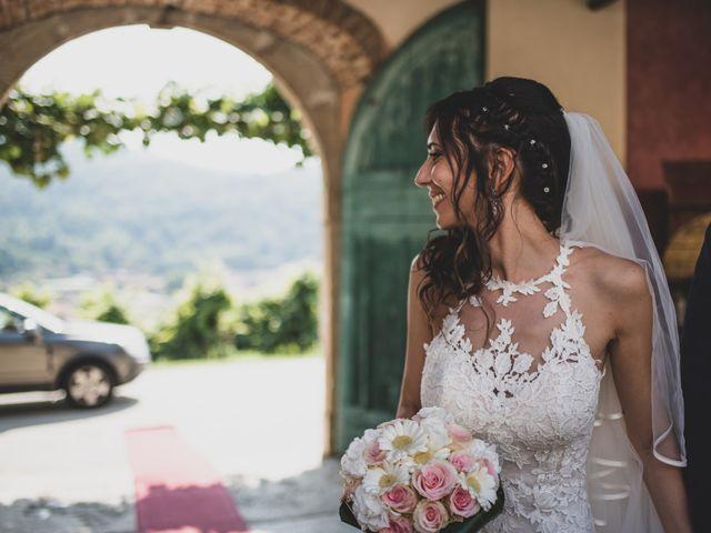 Il matrimonio di Luca e Cristina a Capriate San Gervasio, Bergamo 30