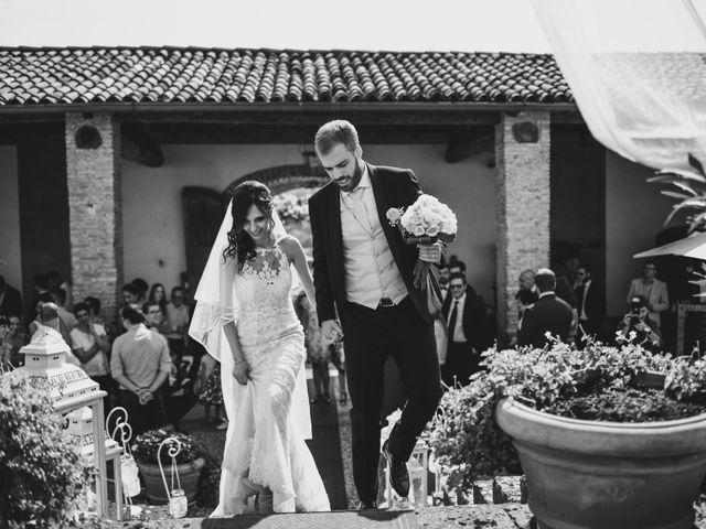 Il matrimonio di Luca e Cristina a Capriate San Gervasio, Bergamo 31