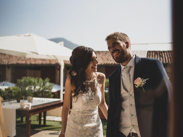 Il matrimonio di Luca e Cristina a Capriate San Gervasio, Bergamo 34