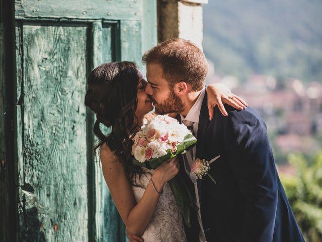 Il matrimonio di Luca e Cristina a Capriate San Gervasio, Bergamo 35