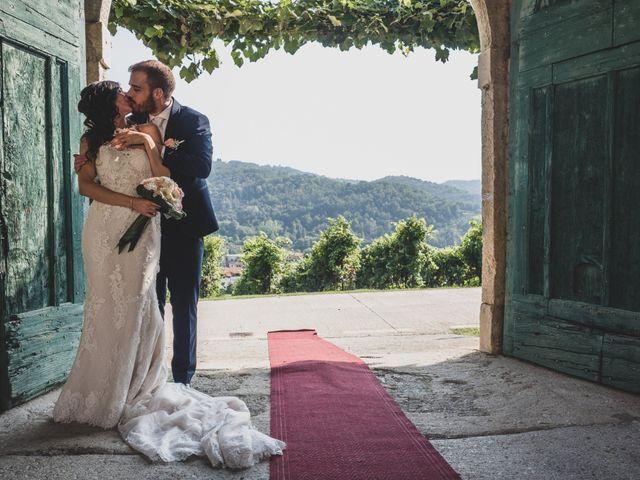 Il matrimonio di Luca e Cristina a Capriate San Gervasio, Bergamo 37