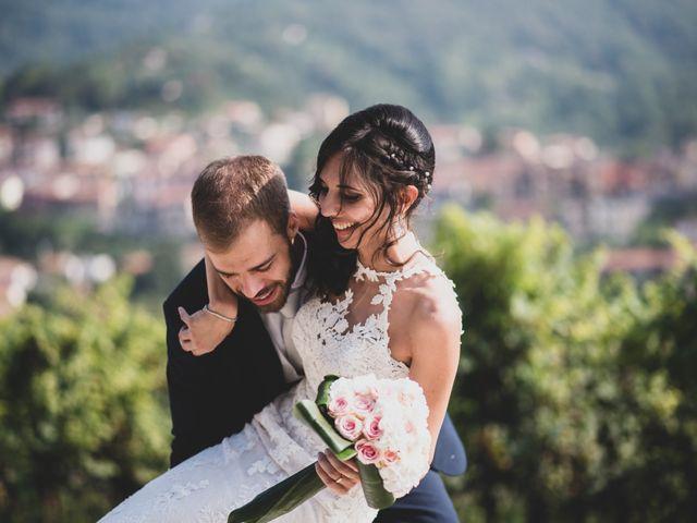 Il matrimonio di Luca e Cristina a Capriate San Gervasio, Bergamo 38