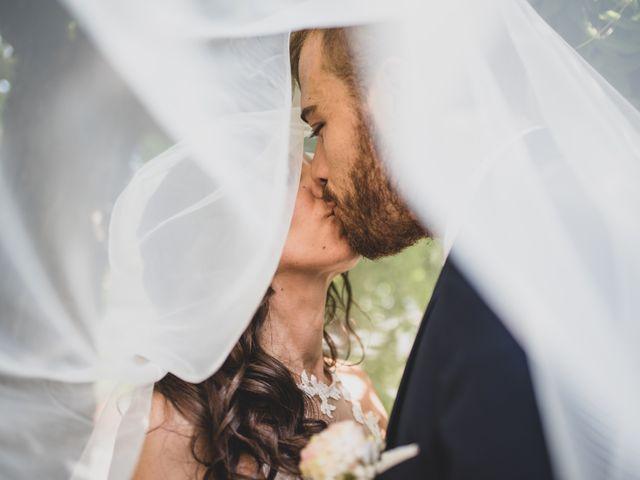 Il matrimonio di Luca e Cristina a Capriate San Gervasio, Bergamo 41