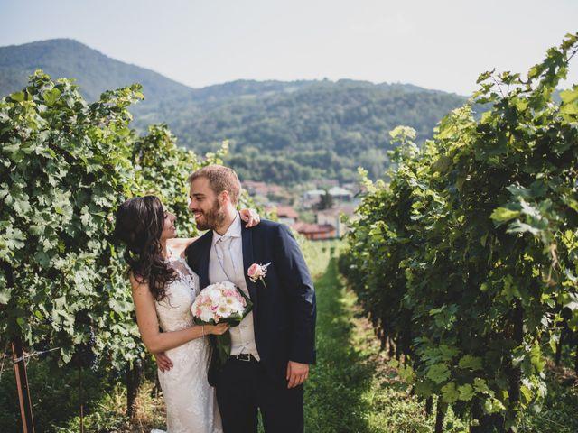 Il matrimonio di Luca e Cristina a Capriate San Gervasio, Bergamo 42
