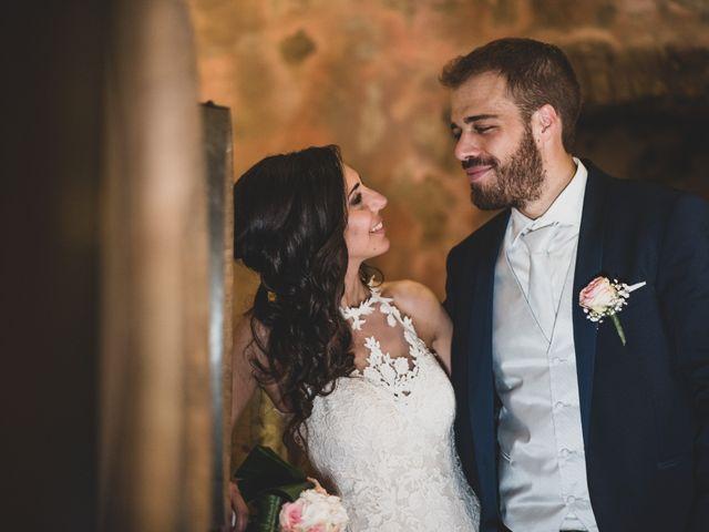 Il matrimonio di Luca e Cristina a Capriate San Gervasio, Bergamo 45