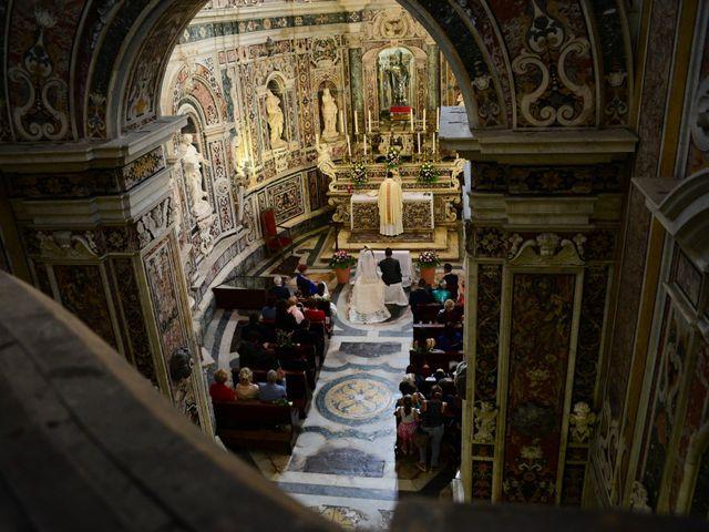 Il matrimonio di Giovanni e Angela a San Giorgio Ionico, Taranto 8