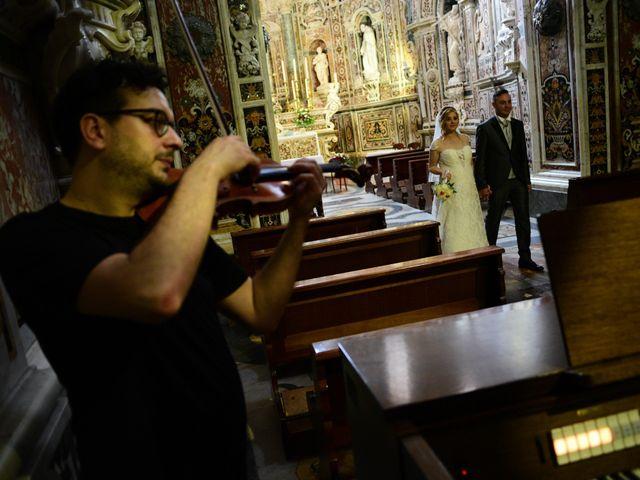 Il matrimonio di Giovanni e Angela a San Giorgio Ionico, Taranto 9
