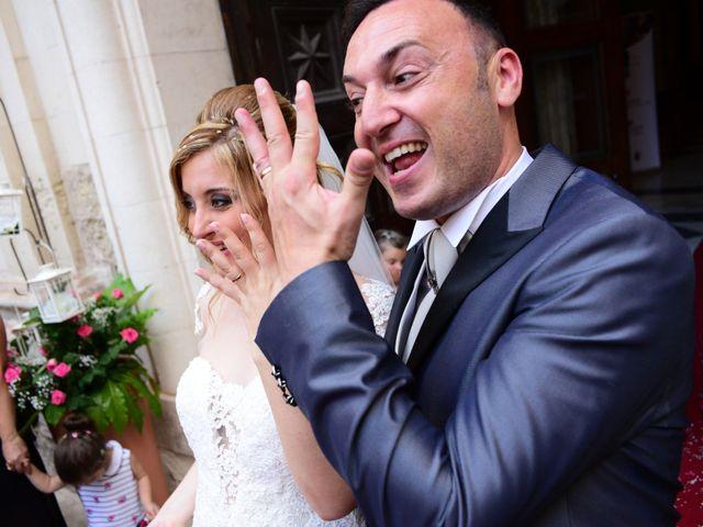 Il matrimonio di Giovanni e Angela a San Giorgio Ionico, Taranto 11