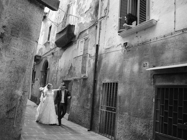 Il matrimonio di Giovanni e Angela a San Giorgio Ionico, Taranto 12