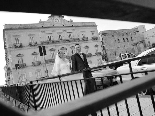 Il matrimonio di Giovanni e Angela a San Giorgio Ionico, Taranto 13