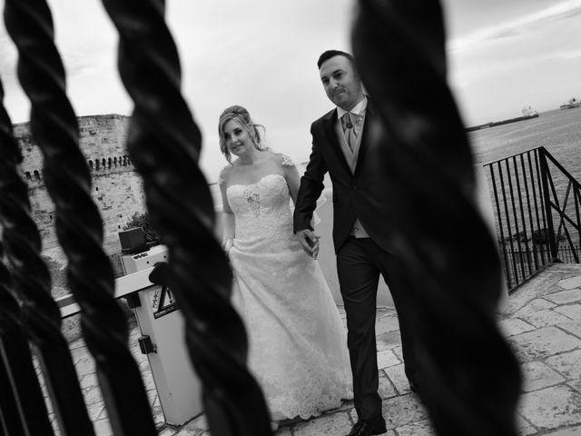 Il matrimonio di Giovanni e Angela a San Giorgio Ionico, Taranto 2