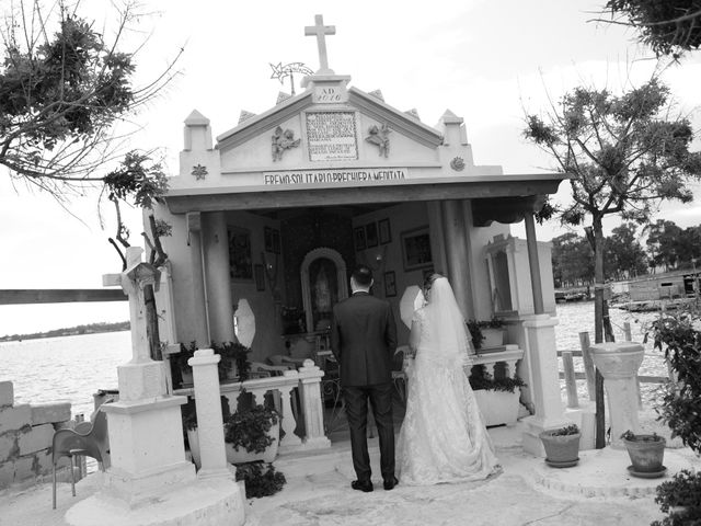 Il matrimonio di Giovanni e Angela a San Giorgio Ionico, Taranto 14