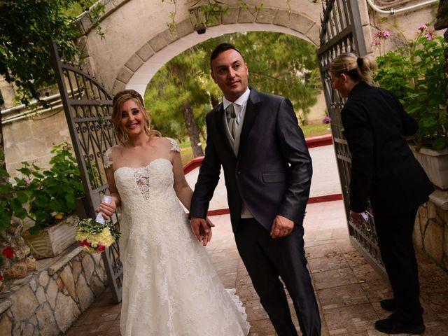 Il matrimonio di Giovanni e Angela a San Giorgio Ionico, Taranto 17