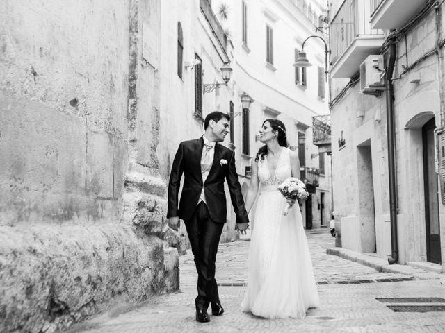 Il matrimonio di Vito e Giovanna a Gravina in Puglia, Bari 22