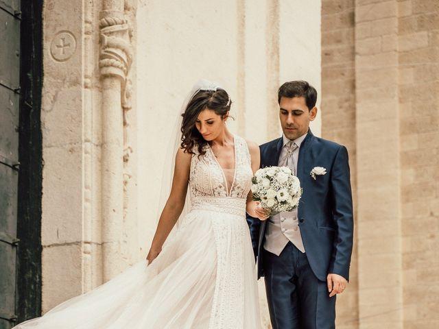 Il matrimonio di Vito e Giovanna a Gravina in Puglia, Bari 23