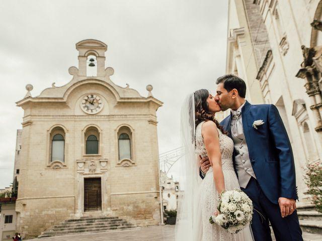 Il matrimonio di Vito e Giovanna a Gravina in Puglia, Bari 25