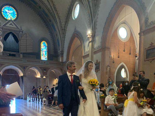 Il matrimonio di Agatha e Stefano a Bondeno, Ferrara 2