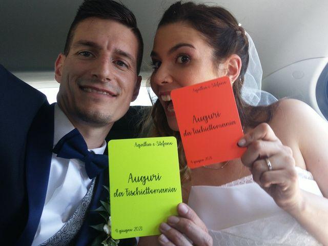 Il matrimonio di Agatha e Stefano a Bondeno, Ferrara 1