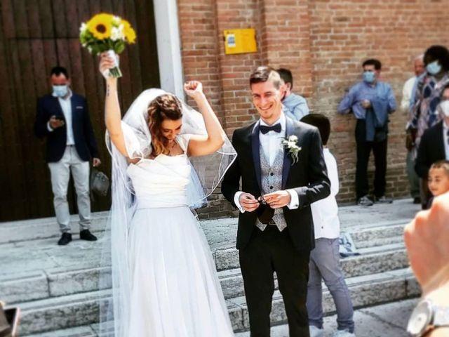 Il matrimonio di Agatha e Stefano a Bondeno, Ferrara 3