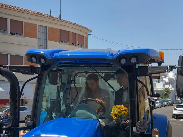 Il matrimonio di Agatha e Stefano a Bondeno, Ferrara 5
