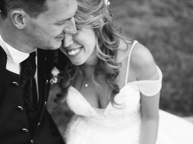 Le nozze di Emilie e David