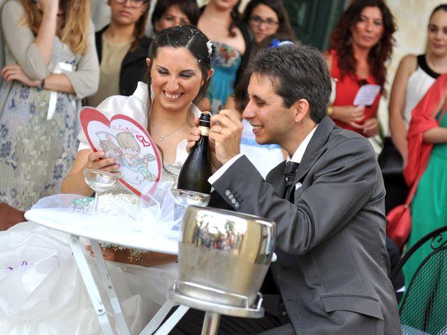 Il matrimonio di Daniele e Giulia a Capannori, Lucca 5