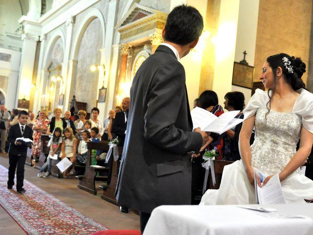 Il matrimonio di Daniele e Giulia a Capannori, Lucca 6