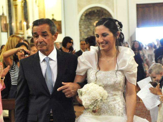 Il matrimonio di Daniele e Giulia a Capannori, Lucca 2