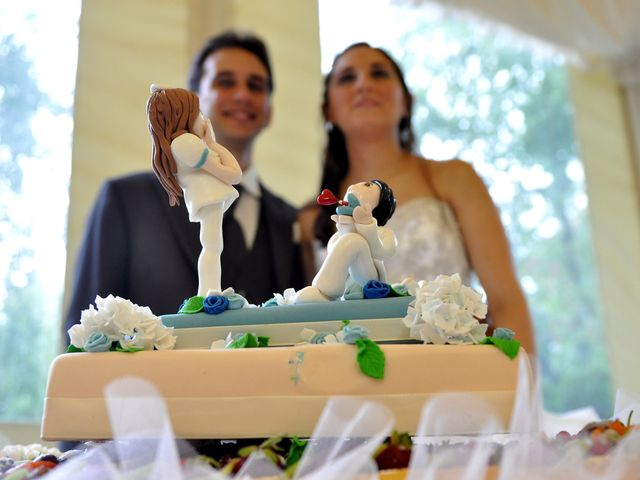 Il matrimonio di Daniele e Giulia a Capannori, Lucca 15