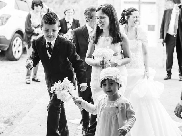 Il matrimonio di Daniele e Giulia a Capannori, Lucca 22