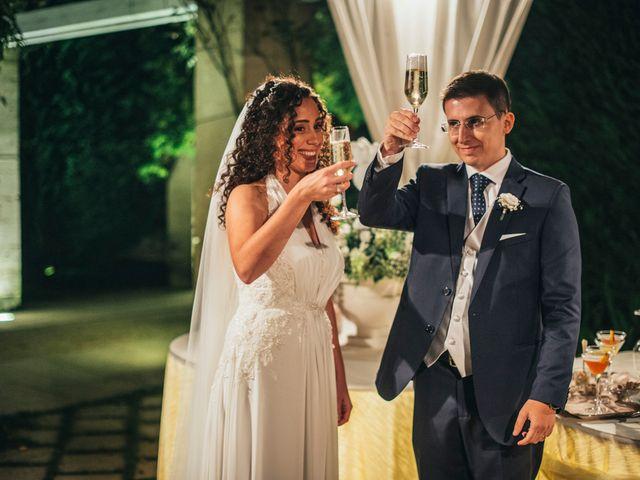 le nozze di Cristina e Dario
