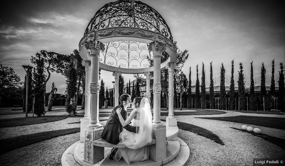 Il matrimonio di Gianfranco e Francesca a Roseto degli Abruzzi, Teramo