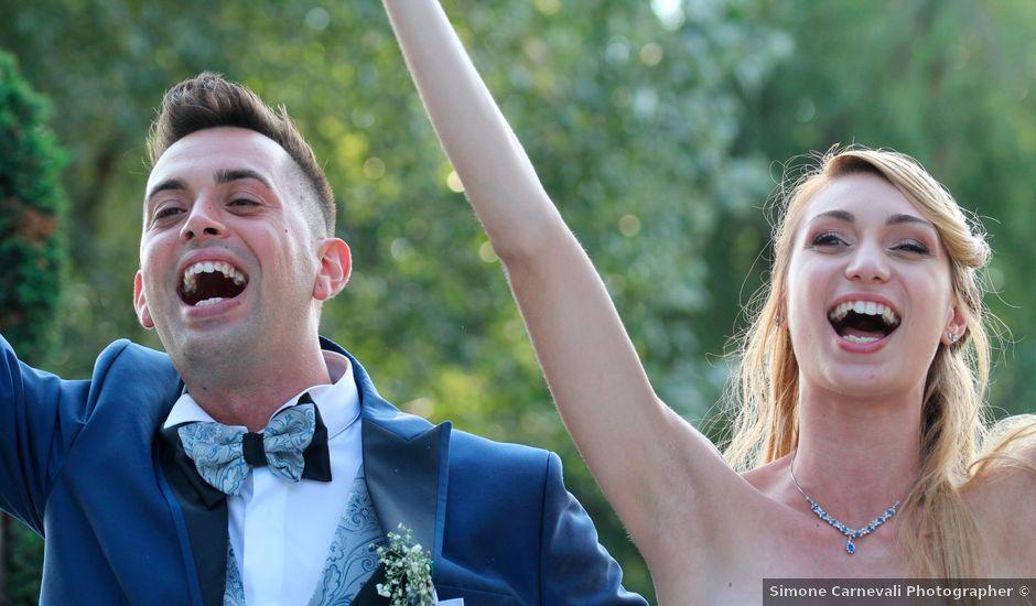 Il matrimonio di Davide e Manuela a Torrazza Coste, Pavia