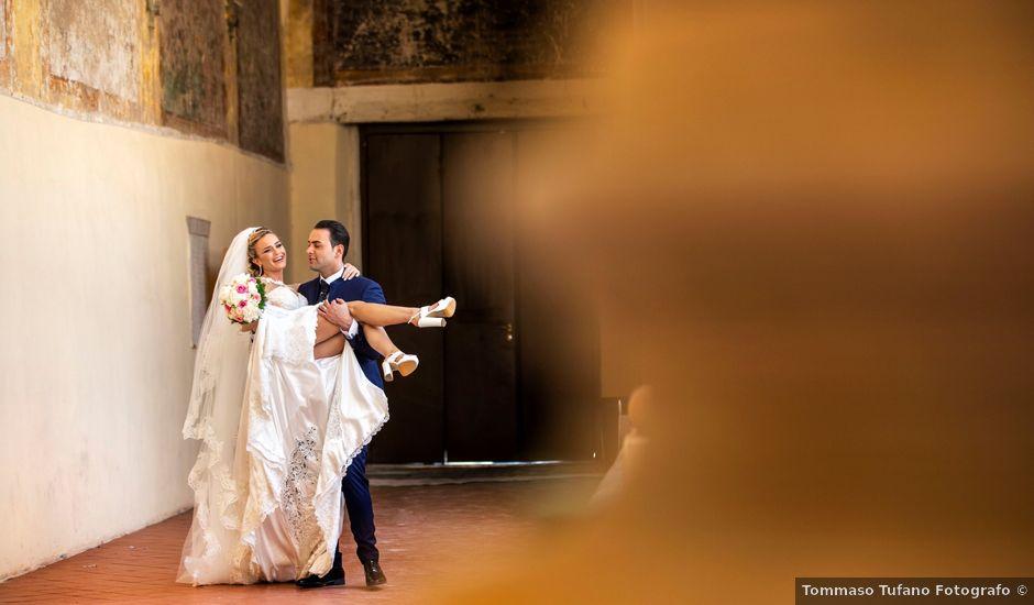 Il matrimonio di Alfredo e Deborah a Nola, Napoli