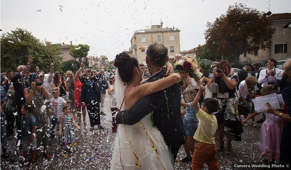 Il matrimonio di Piergiorigio e Lucia a Pesaro, Pesaro - Urbino