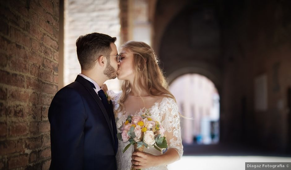 Il matrimonio di Alex e Mariapaola a Cremona, Cremona